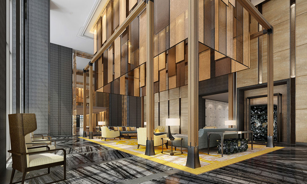 五星级酒店家具图片,五星级酒店家具效果图